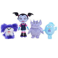 Wholesale Plush Bats - Plush Monster Junior Vampirina The Vamp Bat Girl Stuffed &Animals Toys Doll