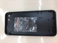 huawei p8 kamera toptan satış-Iphone 7G için 4.7 konut + küçük düğmeler set + sim tepsi, 7G backcover yedek pil kapağı kiti, siyah, gümüş, altın, 3 renkler