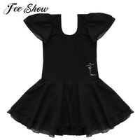 Wholesale new arrival costumes belly dance for sale - New Arrival Cute Girls Ballet Dress For Children Girl Dance Kids Ballet Costumes For Girls Dance Gymnastics Leotard Wear