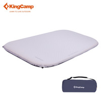 Wholesale Automatic Inflating Mattress - KingCamp Sleeping Pad Ultralight Tent Mat Portable Self Inflating Camping Mattress Damp-proof for Trekking Outdoor