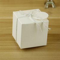 десерты для документов оптовых-Европейский стиль свадьба конфеты коробка крафт - бумаги ретро десерт случае подарочные коробки партия пользу поставки 5*5 см 0 2zj Ww