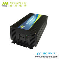 Wholesale car pure sine wave inverter - 1000W DC 12 24 48V to AC110 220V pure sine wave power inverter car inverter CE Rohs and IEC approval