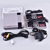 Wholesale Mini TV Can Store Game Console Video Handheld for NES Games Consoles with Retail Box