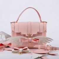 Wholesale imitations handbags - 2018 New Luxury Brand Women Bag Famous Designers Handbags Backpack Womens Shoulder Bags Chain Backpacks Imitation Brands Schoolbag 4963