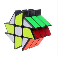Wholesale logic puzzles online - New IQ Magic Cube Puzzle Logic Brain teaser Puzzles Game toys for Adults Kids