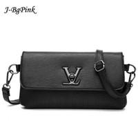 e9f81b2aca Wholesale fake handbags online - fake designer bags V Women s Luxury  Leather Clutch Bag Ladies