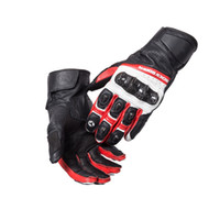Wholesale Model Motorbikes - New model Motorcycle leather gloves Racing Gloves  Riding Gloves Motorbike Gloves