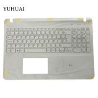 clavier vaio achat en gros de-Clavier d'ordinateur portable espagnol pour Vaio SVF15 FIT15 SVF151 SVF152 SVF153 SVF1541 Clavier SVF15E SP
