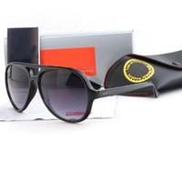 gafas de sol deportivas al por mayor-2018 gafas de sol deportivas unisex mujeres hombres gafas UV400 unisex gafas de sol de espejo espejadas mujer gafas de conducción 4255