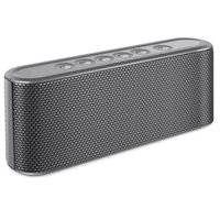 ingrosso audio dell'automobile subwoofer del bluetooth-Altoparlante senza fili Bluetooth + 8000mAh Caricabatteria da terra Outdoor Sport Micro SD Card USB Flesh per cellulare Smart phone