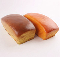 Wholesale Giant Soft Toys - Squishy Jumbo Loaf Giant Toast Slow Rising Super Soft Bread Cake Scented Squeeze Toys Stress Reliever DDA172