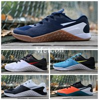 Wholesale Sport Wear Shoes Casual - New METCON 3 men's sports running shoes casual wear-resistant running shoes non-slip training shoes sneakers size 40-44 Free shipping