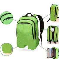kriechpflanzen freies verschiffen groihandel-Neue kreative Rucksäcke Kinder Schultasche Creeper Rucksäcke Schultasche Freies Schiff
