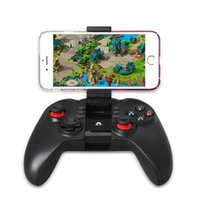 Wholesale ipega games - 1pc IPEGA PG Wireless Bluetooth Game Controllers Classic Gamepad Joysticks for Iphone X Android Samsung S8 TV Box