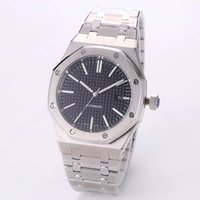 Wholesale aaa luxury mens watches mm full stainless steel strap automatic gold watch luminous wristwatch sapphire orologio di lusso ATM waterproof
