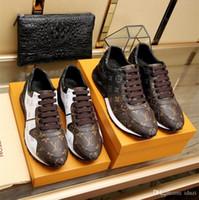 bonitos zapatos casuales de cuero al por mayor-Lujo Niza Mujeres Zapatos deportivos Lujo Casual Zapatos de cuero Hombres Todo de cuero Zapatillas deportivas Personalidad Trainer Vestido Fiesta Zapato Corredor diario