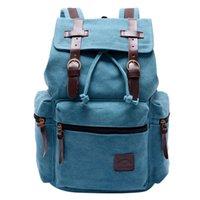 c722b97b52fe1 Sırt çantası Kadın Tuval Kadın Sırt Çantaları Genç Okul Çantaları Seyahat Sırt  Çantası Satchel Sırt Çantaları Kız Mochilas Mujer 2018