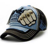 009e26a4328 Fashion Baseball Caps Letter Embroidery Rivet Snapback Hats For Men   Women  Fashion Hip Hop Couple Ball Caps 100Pcs