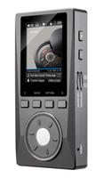 кожаные футляры для музыки оптовых-XDUOO X10 портативный цифровой музыкальный плеер с высоким разрешением поддержка оптического выхода DSD MP3-плеер с ЦАП Чип и кожаный чехол
