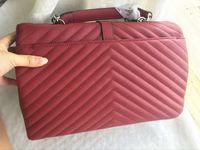 x büyük çanta toptan satış-Lüks Jumbo 32 CM X Büyük V Şekli Tasarımcı Çanta Kadın Omuz Çanta Flaps Zinciri Çanta Messenger çanta Alışveriş Tote anahtarlık ile