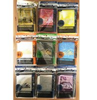 Wholesale card game yugioh for sale - Group buy 5DS ARCV ZEXAL YuGiOh Card Deck Protector Sleeves mix colors