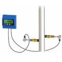 medidor de vazão ultra-sônico venda por atacado-Medidor de Vazão Ultra-sônico DN50-700mm do Medidor de Vazão Digital TUF-2000M