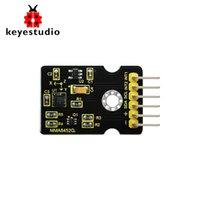 eksen modülü toptan satış-Keyestudio MMA8452Q Modülü Arduino için 3-Axis Dijital İvme Tilt Sensörü
