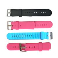 pack Von 2 SchöN Neue Rfid Armbänder Em4100 125 Khz Silikon Armband Schwarz Einstellbar Zugangskontrollkarten