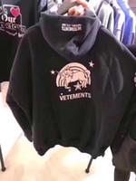 tek boynuzlu baskı hoodie toptan satış-En İyi Sürüm Vetements Gökkuşağı Unicorn baskı Kadın Erkek Kapşonlu Ceketler Hip Hop Boy Kazak Hoodie 2018 Casual Streetwear Kabanlar