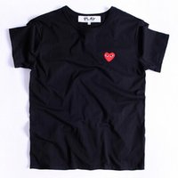 Wholesale Fashion Couple T Shirts - summer playing t shirt for men short sleeve bts tee shirt blusas tshirt pun t-shirt harajuku hip hop couple clothes