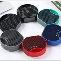 Wholesale Audio High End Speakers - J25 Wireless Portable Speaker High-end Quality Fabric Subwoofers J25 Music Player Outdoor Speaker with TF Card Line In and U disk Function