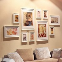 Office Wall Frames Inside 10 Photo Frame Wall Gallery Kit Includes Framesart Painting Corehanging Template Color White Office Frames Canada Best Selling From Top