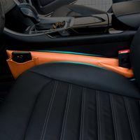 x5 pads großhandel-Molls freies verschiffen 2 stücke Autositz Mat Naht Dicht Filler Lücke Pad Für bmw e46 e90 e39 e60 f10 f30 e30 X5 X3