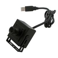 otg stecker großhandel-Hohe Geschwindigkeit 60fps VGA 640x480P Webcam UVC OTG Stecker Spielen USB Kamera mit Mini Fall