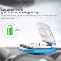 mobiler navigationsstand großhandel-Auto-Telefon-Halter GPS-Navigations-Berg-Handy-Stand für iPhone 5S 6S 6 7plus Samsung Xiaomi Meizu Unterstützung für Smartphone
