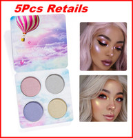 Wholesale eye shadow shimmer powder resale online - Brand Makeup Bright Light Eye Shadow Palette Color The Nude Balm Minerals Powder Pigments Cosmetics Glitter Eyeshadow Make Up Beuty bea494