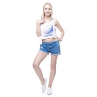 Wholesale zodiac 3d resale online - Women Vest Zodiac SAGITTARIUS D Graphic Print Girl Free Size Stretchy Tank Top Lady Sleeveless Soft Tanks Casual Crop Top Tops GL40514