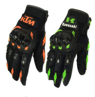 Wholesale Gants Glove - SALE !! Summer Winter Full Finger motorcycle gloves gants moto luvas motocross leather motorbike guantes moto racing gloves