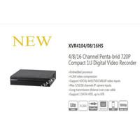 Wholesale Dvr Channels Dahua - DAHUA NEW Product 4 8 16 Channel Penta-brid 720P Compact 1U Digital Video Recorder Without Logo XVR4104HS XVR4108HS XVR4116HS