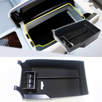 Car organizer For Mercedes Benz C Class Benz W204 2008-2013 central armrest storage box stowing tidying accessories, car styling