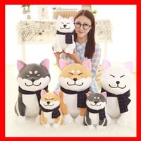 Wholesale Games Cute - Shiba Inu Plush Dog Japanese Doll Toy Doge Dog Plush Cute Cosplay Gift 25cm