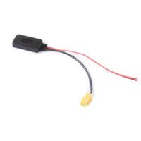 Wholesale alfa adapter for sale - Group buy Biurlink Car Stereo MINI ISO Pin Bluetooth Module Audio Adapter for Grande Punto for Alfa Romeo