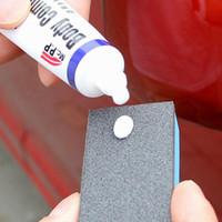 Wholesale car scratch pens - Car Scratch Repair Agent Scratch Remover Paint Care Polishing Gringding Scratch Pasta Repair Kit Fix It Car Accessories Set