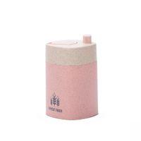 boîte à cure-dents achat en gros de-Style européen automatique cure-dents porte conteneur de stockage de paille de blé décoration de table accessoires boîte de titulaire de cure-dents