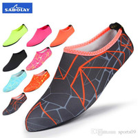 Wholesale surf suit woman - Water Pink Socks Women Men Socks Dry Scuba Boot Shoes Anti-slip Diving Sock Water Sports Beach Socks Swimming Surfing Wet Suit Shoes