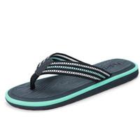 06c3d8debd6553 2018 Big size 36-48 Summer Fashion Men slippers Non-slip men Beach slippers  Flat Casual men Flip flops