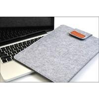 Wholesale case felt tablet for sale - Group buy Laptop Cover Case For Macbook Pro Air Retina inch inch inch Notebook Tablet Wool Felt Ultrabook Sleeve Pouch Bag XXM