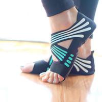 ingrosso scarpe da ballo di yoga-Scarpe da allenamento per la palestra indoor da donna