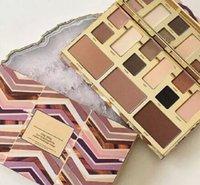 jugar maquillaje al por mayor-Más reciente Makeup Clay Play 12color Highlighters Eyeshadow Face Shaping Palette Productos naturales de alto rendimiento DHL ship