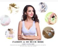 e797d08e80 Wholesale-2018 new fashion New Sexy Pregnant women breastfeeding bra  without rims cross comfort cotton maternal sleep nursing underwear